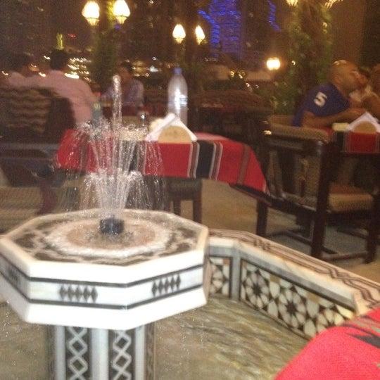 Photo taken at Reem Al Bawadi by Helen V. on 5/27/2012