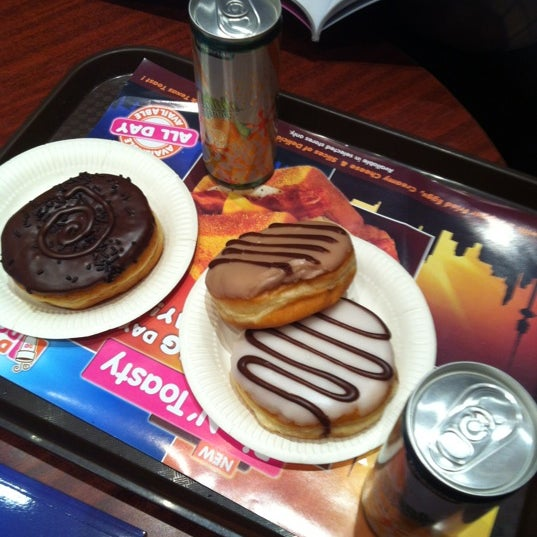 Photo taken at Dunkin Donuts by Shane M. on 6/18/2012
