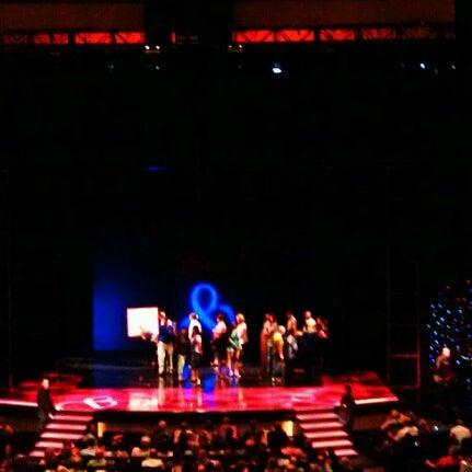 Foto tomada en Penn & Teller Theater por Darlene K. el 9/13/2012