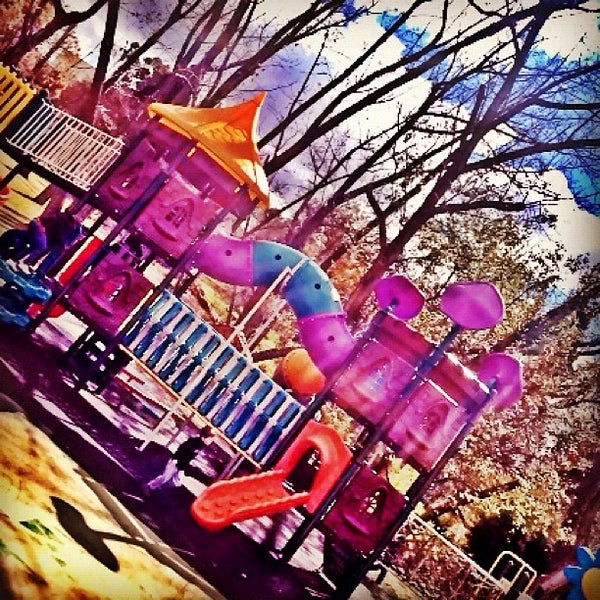 Photo taken at Simba Playground @ Delta Park by Brennan B. on 6/9/2012
