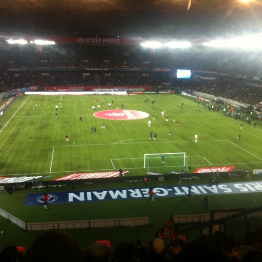 Top 50 Things To Do In Paris During Summer: Soccer Stadium In Auteuil