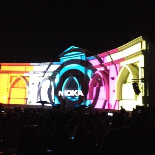Photo taken at Tivoli Dome by Karim H. K. on 3/23/2012