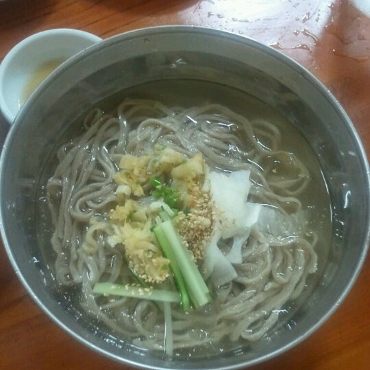Photo taken at 하단 by Michelle C. on 7/23/2012