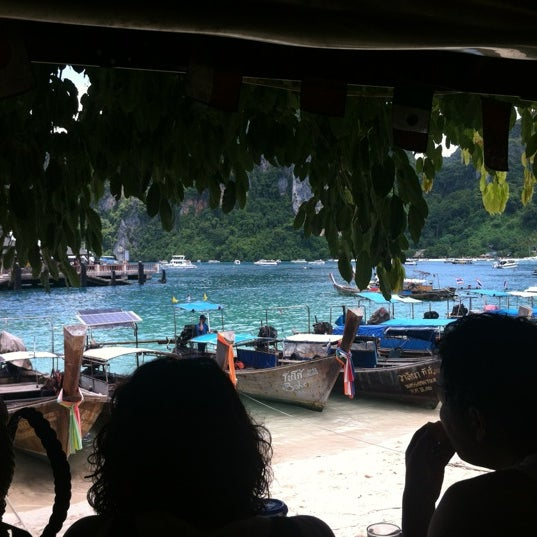 Photo taken at Phi Phi Island by Jose L. on 7/10/2012