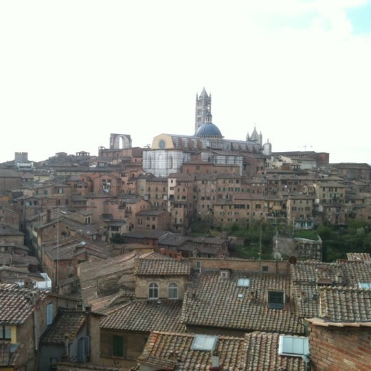 Photo taken at Siena by Angelo R. on 4/8/2012