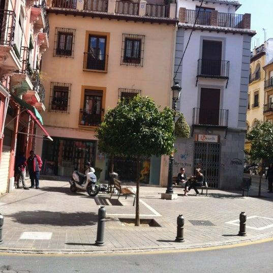 Photo taken at Realejo (Barrio del) by Jordi M. on 3/29/2012