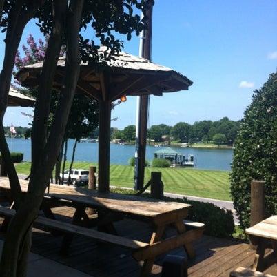 Photo taken at Eddies on Lake Norman by Michelle E. on 7/19/2012