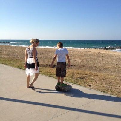 8/19/2012 tarihinde E. Levent U.ziyaretçi tarafından Karaburun Plajı'de çekilen fotoğraf