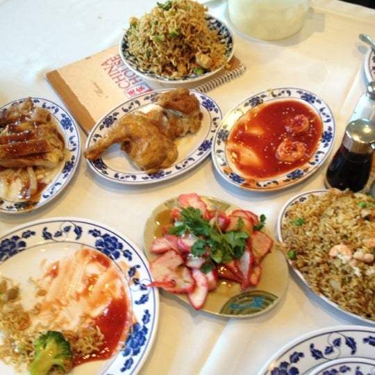 China House - Restaurante chino en Mexicali