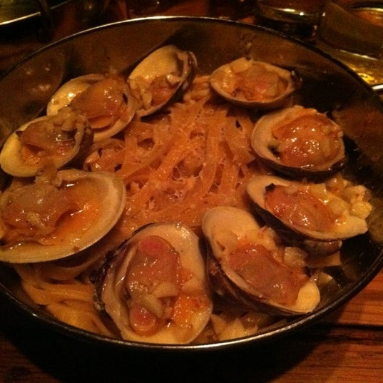 Photo taken at Upstate Craft Beer and Oyster Bar by Benny W. on 3/15/2012