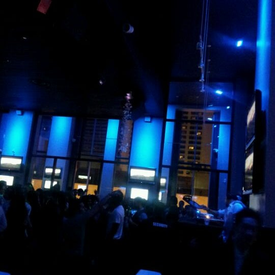 Photo taken at PNK Restaurant & Ultra Lounge by Joey S. on 4/15/2012