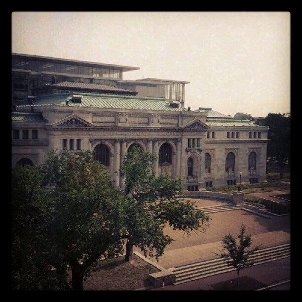 Photo taken at Renaissance Washington, DC Downtown Hotel by Luis P. on 6/29/2012