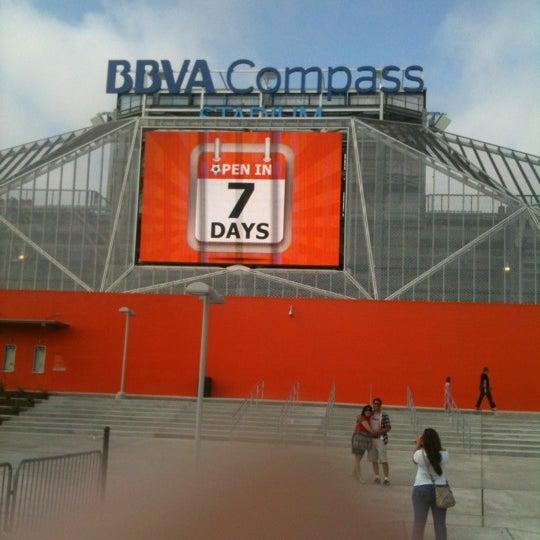 Photo prise au BBVA Compass Stadium par Juan O. le5/5/2012