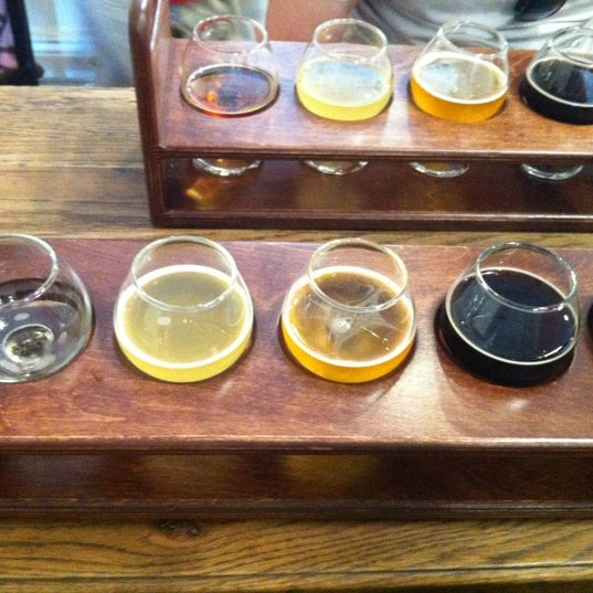 Photo taken at The Bruery Provisions by Joshua D. on 7/15/2012