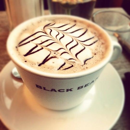 Photo taken at Black Bean by Sascha S. on 3/3/2012