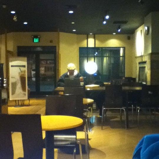 Photo taken at Starbucks by Alyssa B. on 3/30/2012
