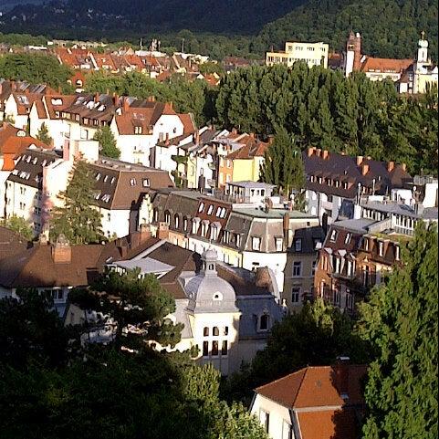 Снимок сделан в Greiffenegg Schlössle Restaurant пользователем Fernando B. 7/17/2012