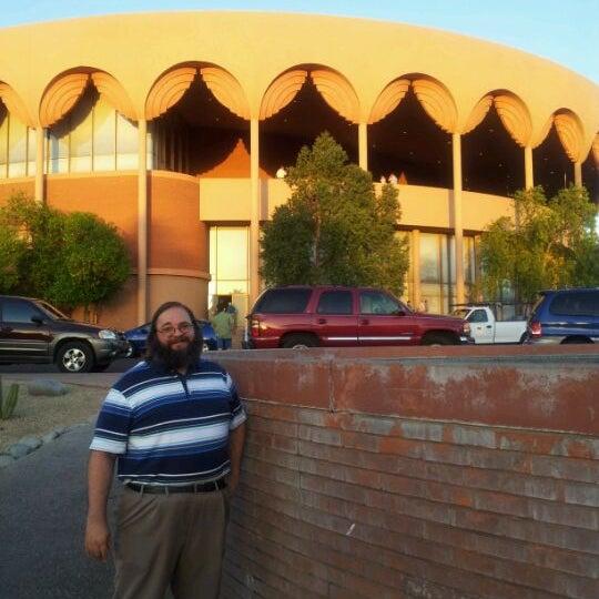 Photo taken at ASU Gammage by Christina S. on 5/16/2012