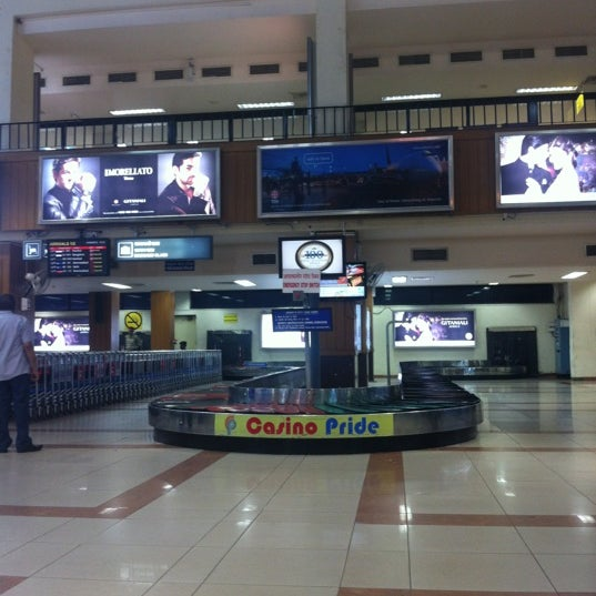 Photo taken at Goa International Airport / Dabolim Airport (GOI) by Hemanth K. on 4/21/2012