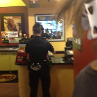 Photo taken at Moe's Southwest Grill by Bentley K. on 8/13/2012