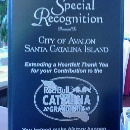 Photo taken at Santa Catalina Island by Airalin B. on 3/4/2012