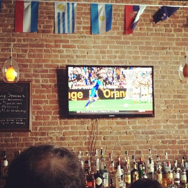 Photo taken at Black Horse Pub by David M. on 6/24/2012