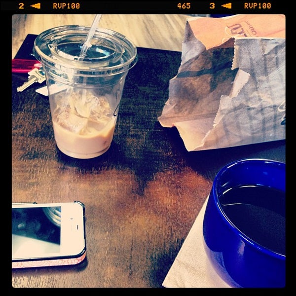 Photo taken at Accelerando Coffee House by Candace J. on 4/6/2012