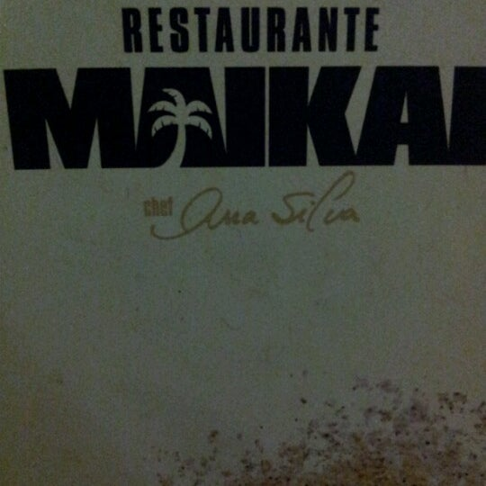 Foto tirada no(a) Anamá Restaurante por Ellen A. em 8/31/2012