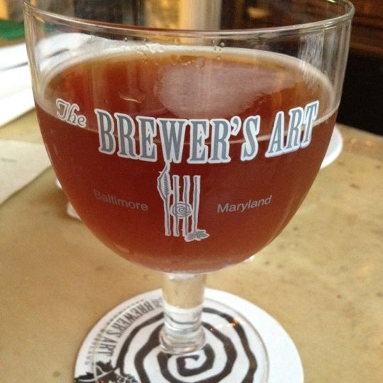 Photo taken at The Brewer's Art by Benjamin A. on 6/10/2012