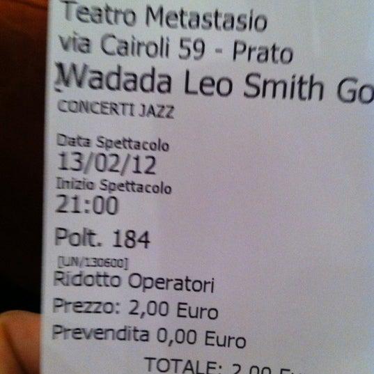 Foto diambil di Teatro Metastasio oleh Silvia pada 2/13/2012