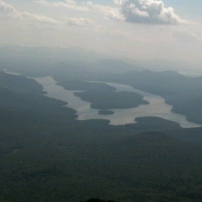 Photo taken at Whiteface Mountain by Rebecca P. on 7/17/2012