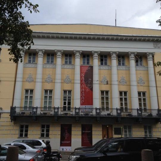 7/18/2012에 Yuriy님이 The State Museum of Oriental Art에서 찍은 사진