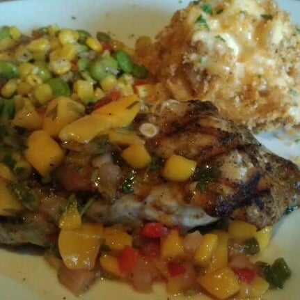 Photo taken at Bonefish Grill by Heather B. on 8/6/2012