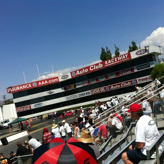 Aaa Auto Club Raceway 2780 Fairplex Dr