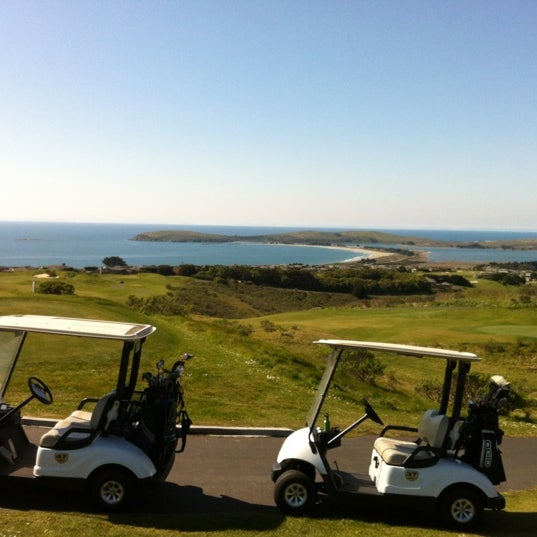 Photo taken at The Links At Bodega Harbour by Jacqueline R. on 3/9/2012