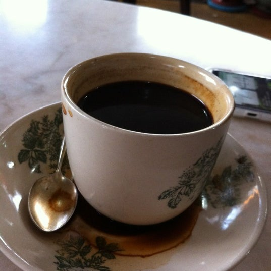 Photo taken at 1 Corner Cafe by Mistress Jas on 5/16/2012