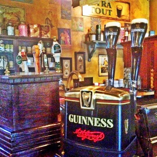 Photo taken at Fado Irish Pub & Restaurant by Fiona on 6/2/2012