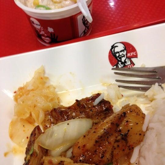 Photo taken at KFC by pat J. on 5/26/2012