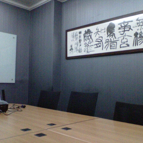 Photo taken at PT. Topjaya Sarana Utama (TSU) Head Office by inggit n. on 8/2/2012