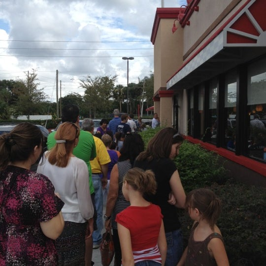 Photo taken at Chick-fil-A by Blaine on 8/1/2012
