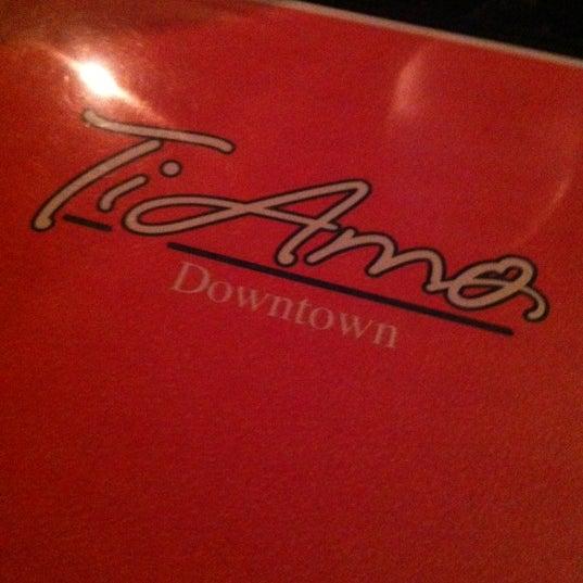 Ti Amo Ristorante Italiano - Downtown Tulsa - 11 tips from 321 visitors
