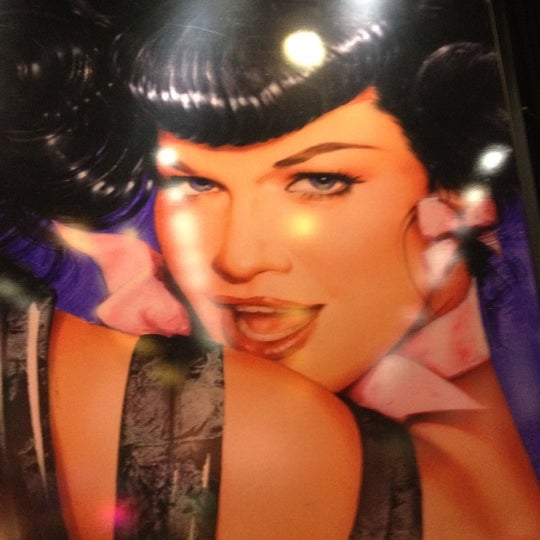 Photo taken at Bettie Page by Deb on 9/2/2012