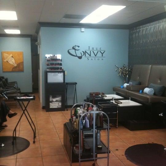 True envy salon salon barbershop in orlando for A new image salon orlando