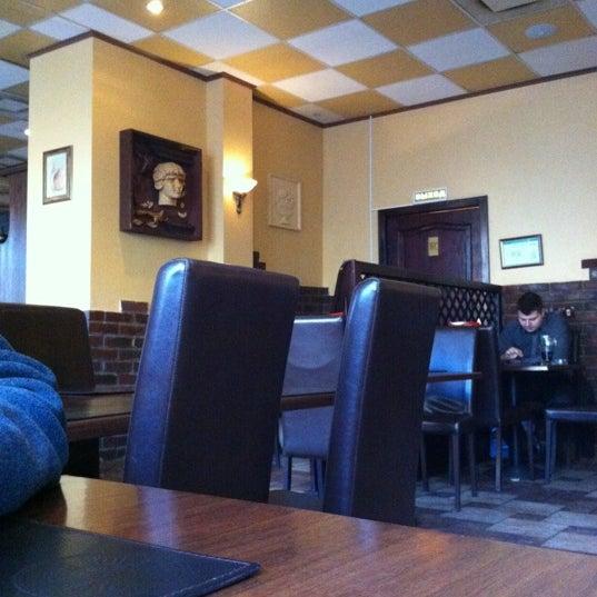 รูปภาพถ่ายที่ Панчо пицца โดย Sergey P. เมื่อ 3/9/2012