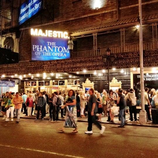 Foto tirada no(a) Majestic Theatre por enomicar em 6/27/2012