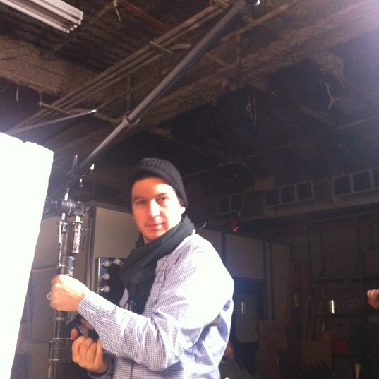 Photo taken at EUE/Screen Gems Studios by Paul S. on 3/4/2012