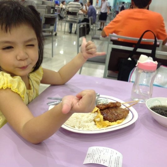 Photo taken at Food Court by Papada T. on 6/22/2012