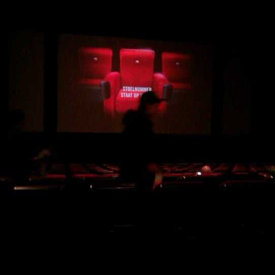 Photo taken at Pathé by Nynke on 5/9/2012