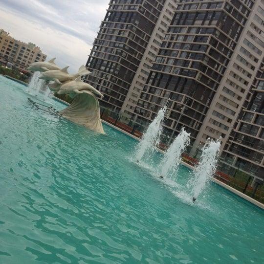 5/13/2012 tarihinde Burcinziyaretçi tarafından Atlantis Alışveriş ve Eğlence Merkezi'de çekilen fotoğraf