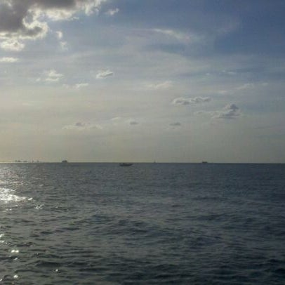 Photo taken at Apollo Beach, FL by Stacey U. on 3/18/2012